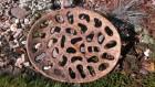 Výrobek: Dírovaná mísa  - prúměr 37 cm