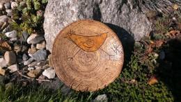 Obrázek výrobku: Talíř malý se slepicí - 18 cm