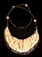 Výrobek: Řasený perleťový oblouk