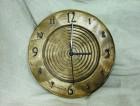 Výrobek: Nástěnné keramické hodiny -- průměr cca 22 cm