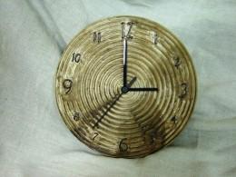 Obrázek výrobku: Nástěnné keramické hodiny11 - průměr cca 22 cm