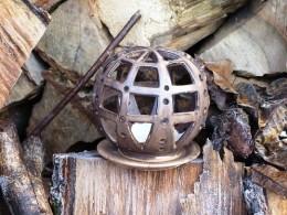 Obrázek výrobku: Svícen koule