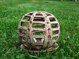 Obrázek výrobku: Svícen koule2