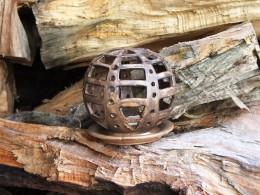 Obrázek výrobku: Svícen koule3