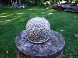 Obrázek výrobku: Svícen koule7