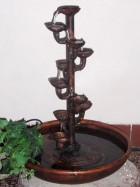 """Výrobek: Pokojová fontána - """"ŠÁLKOÝ ZÁVIT"""""""