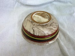Obrázek výrobku: Miska s pruhy průměr 20 cm
