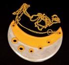 Výrobek: Zlatostříbrný oblouk
