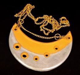 Obrázek výrobku: Zlatostříbrný oblouk
