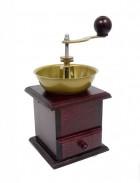 Výrobek: Mlýnek na kávu s kovovým zásobníkem 2 - tmavě hnědý