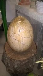 Výrobek: Originální skleněné vejce - střední