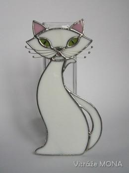 Obrázek výrobku: Kočka Běla