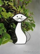 Výrobek: Kočka Vlnka - bílá