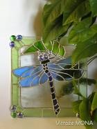 Výrobek: Vážka modrá