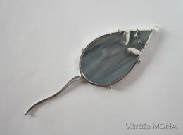 Obrázek výrobku: Myška šedá