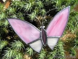 Obrázek výrobku: Motýl Růžovka