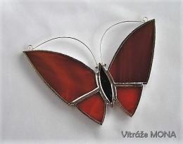 Obrázek výrobku: Motýl - Červenka