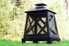 Výrobek: Terasový ocelový zahradní krb 82 x 54 x 54 cm
