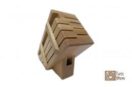 Obrázek výrobku: Blok na 7 nožů - světlý