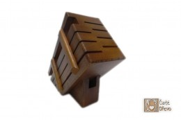 Obrázek výrobku: Blok na nože - tmavý