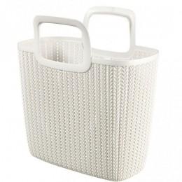 Obrázek výrobku: Nákupní taška KNIT - krémová