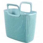 Výrobek: Nákupní taška KNIT - modrá