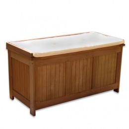 Obrázek výrobku: Zahradní box s polstrováním, 113 x 52,5 x 60,5 cm
