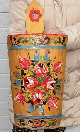 Obrázek výrobku: Štoudev selská malovaná