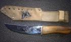 Výrobek: Lovecký nůž s obalem - MOTÝL