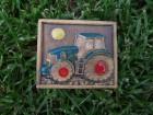 Výrobek: Magnetka keramická- traktor
