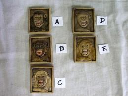 Obrázek výrobku: Magnetka keramická- opice