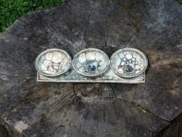 Obrázek výrobku: Svícen na tři svíčky