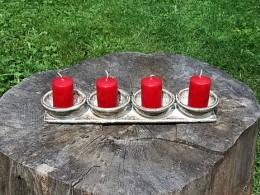 Obrázek výrobku: Adventní svícen na čtyři svíčky 3