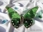 Výrobek: Motýl Alfréd zelený