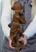 Výrobek: Dřevěná socha Anděla