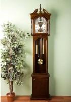 Výrobek: Stojací hodiny PENDLOVKY EUROPA - mahagon