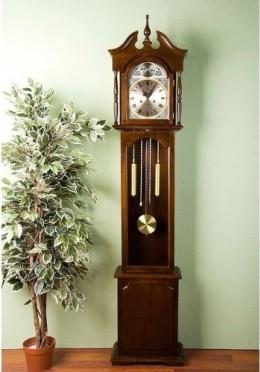 Obrázek výrobku: Stojací hodiny PENDLOVKY EUROPA - mahagon