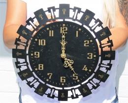 Obrázek výrobku: Kovové kuchyňské hodiny
