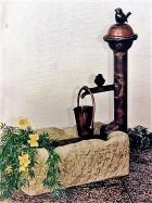 Výrobek: Pumpa malá - měď