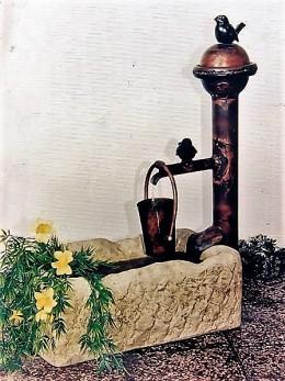 Obrázek výrobku: Pumpa malá - měď