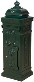 Výrobek: Poštovní schránka ANTIK - zelená