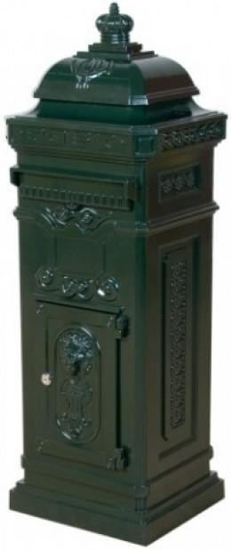 Obrázek výrobku: Poštovní schránka ANTIK - zelená