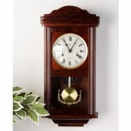 Obrázek výrobku: Nástěnné kyvadlové hodiny THESEUS MAHAGON