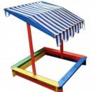 Výrobek: Dětské pískoviště se stříškou FSC