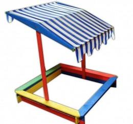 Obrázek výrobku: Dětské pískoviště se stříškou FSC
