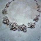 Výrobek: Růžičkový náhrdelník