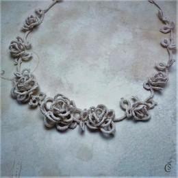 Obrázek výrobku: Růžičkový náhrdelník