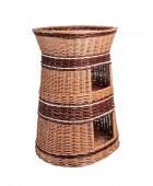 Výrobek: Proutěný pelíšek s boudou dvoupatrový