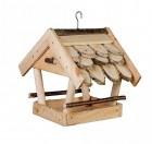 Výrobek: Dřevěné krmítko pro ptáky