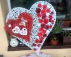 Výrobek: Svatební srdce